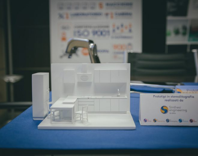 Sinthesi Engineering 3DPrint Hub Bari