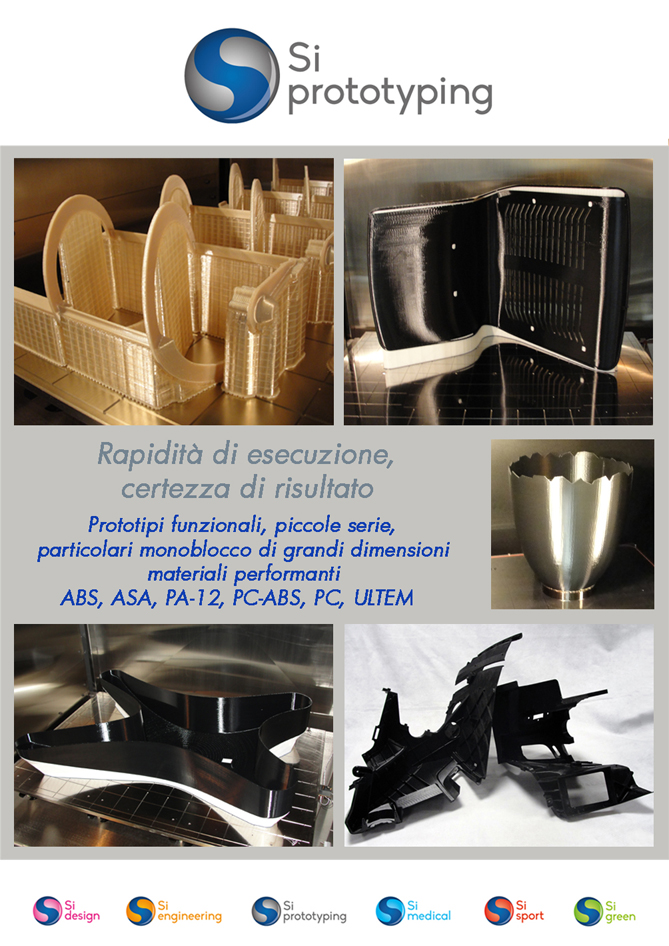 Prototipazione FDM - Sinthesi Engineering